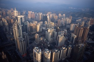 China - Urbanism - Planned City of Shenzen - Skylines