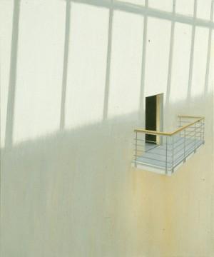 4-3_남경민_따뜻하고쓸쓸하고_01[1]. 창1(WindowⅠ), 2000년, Oil on canvas, 60x72