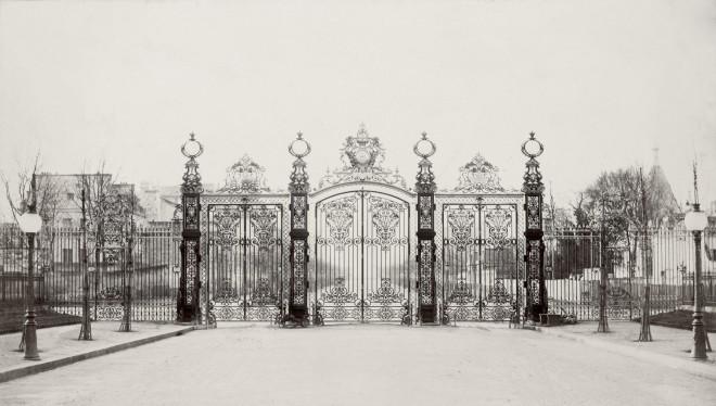 1-1_몽소 공원(1860년경)